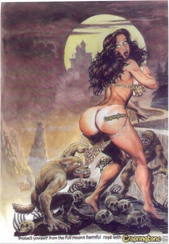 ass big_ass cavewoman coppertone meriem_cooper monster tan_line