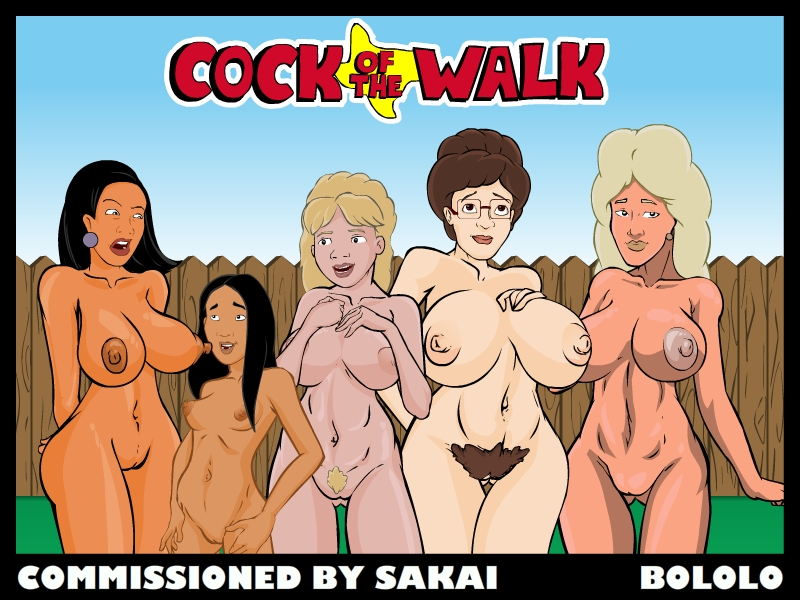 bololo bololo_(artist) breasts connie_souphanousinphone female hair huge_breasts incest king_of_the_hill luanne_platter milf minh_souphanousinphone mother_and_daughter nancy_hicks_gribble nude peggy_hill pubic_hair