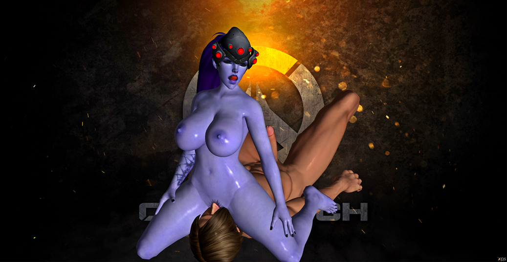 1_guy 1boy 1girl 3d big_breasts blue_skin breasts closed_eyes crossover face_sitting feet female_on_male female_on_top female_solo foot games girls hair hairy head_gear head_wear human large_breasts legs leon_kennedy male male_solo nipples nude overwatch penis posing pubic_hair purple_hair render resident_evil resident_evil_6 soles solo_female solo_male spread_legs spreading toes tounge video_games widowmaker xnalara xps