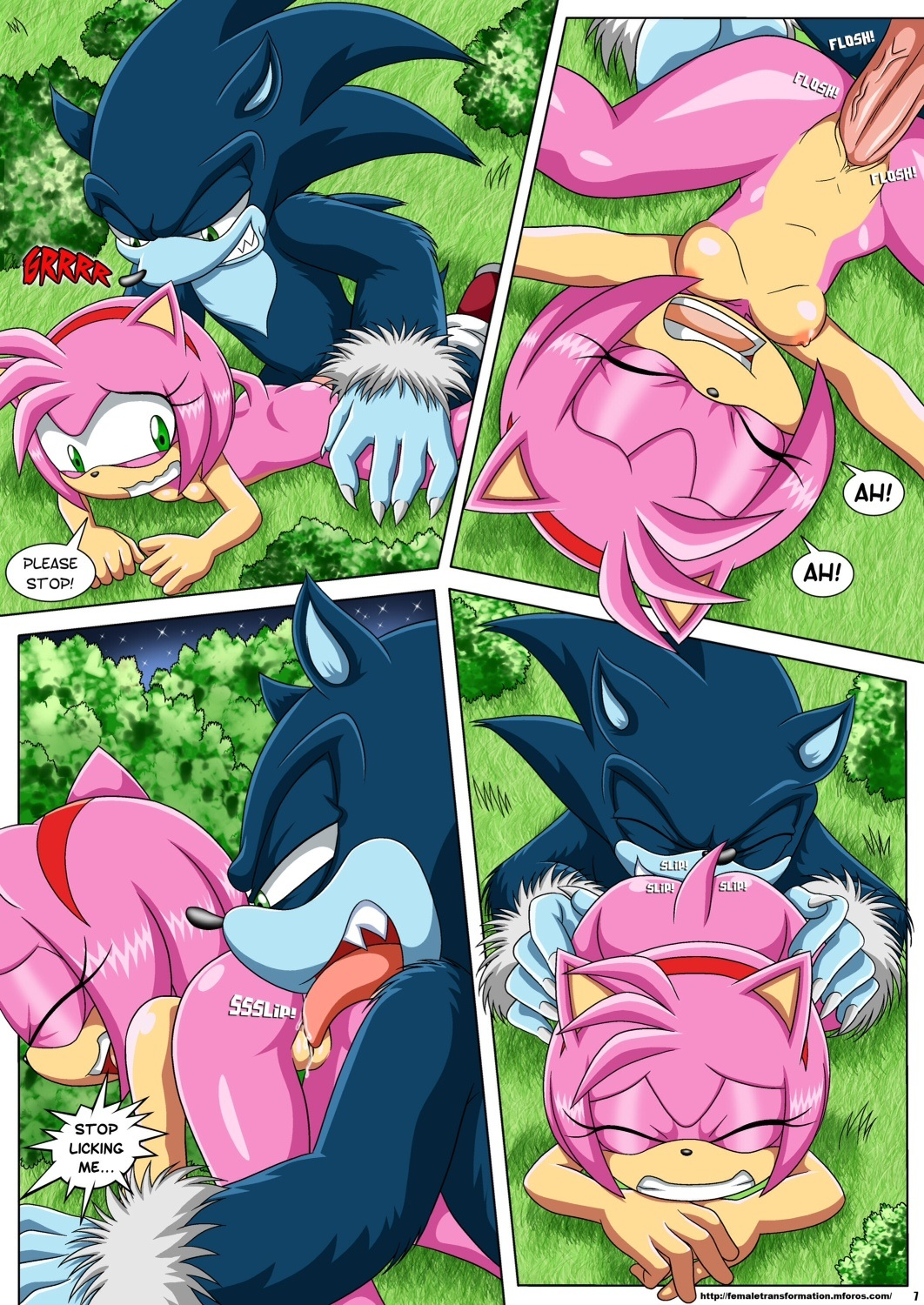 amy_rose bbmbbf comic crying horny licking licking_pussy mobius_unleashed palcomix rape rape_face sad scared sega sex sonic sonic_team sonic_the_hedgehog sonic_the_werehog text the_werehog