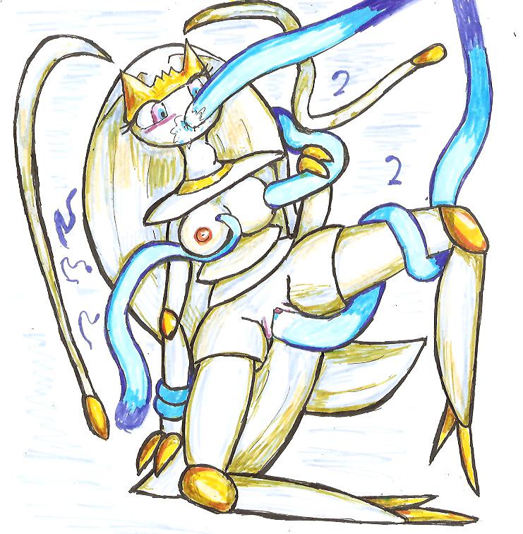 antennae pheromosa pokemon pokemonsunandmoon rape sex tagme tentacle ultra_beast