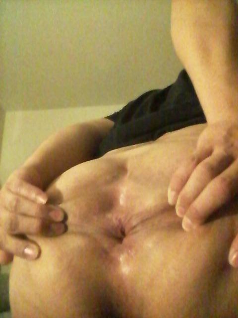 anus anus ass_spread boy gaping_anus selfpic