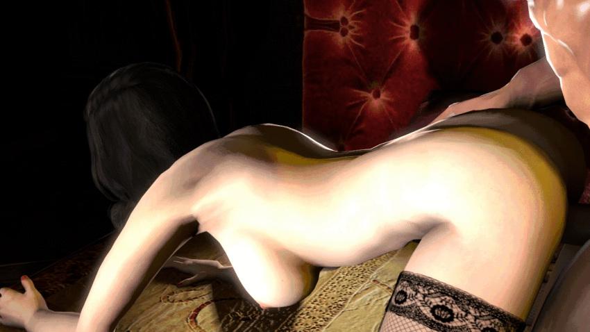 1girl 3d bioshock bioshock_infinite breasts burial_at_sea elizabeth gif male missionary sex source_filmmaker