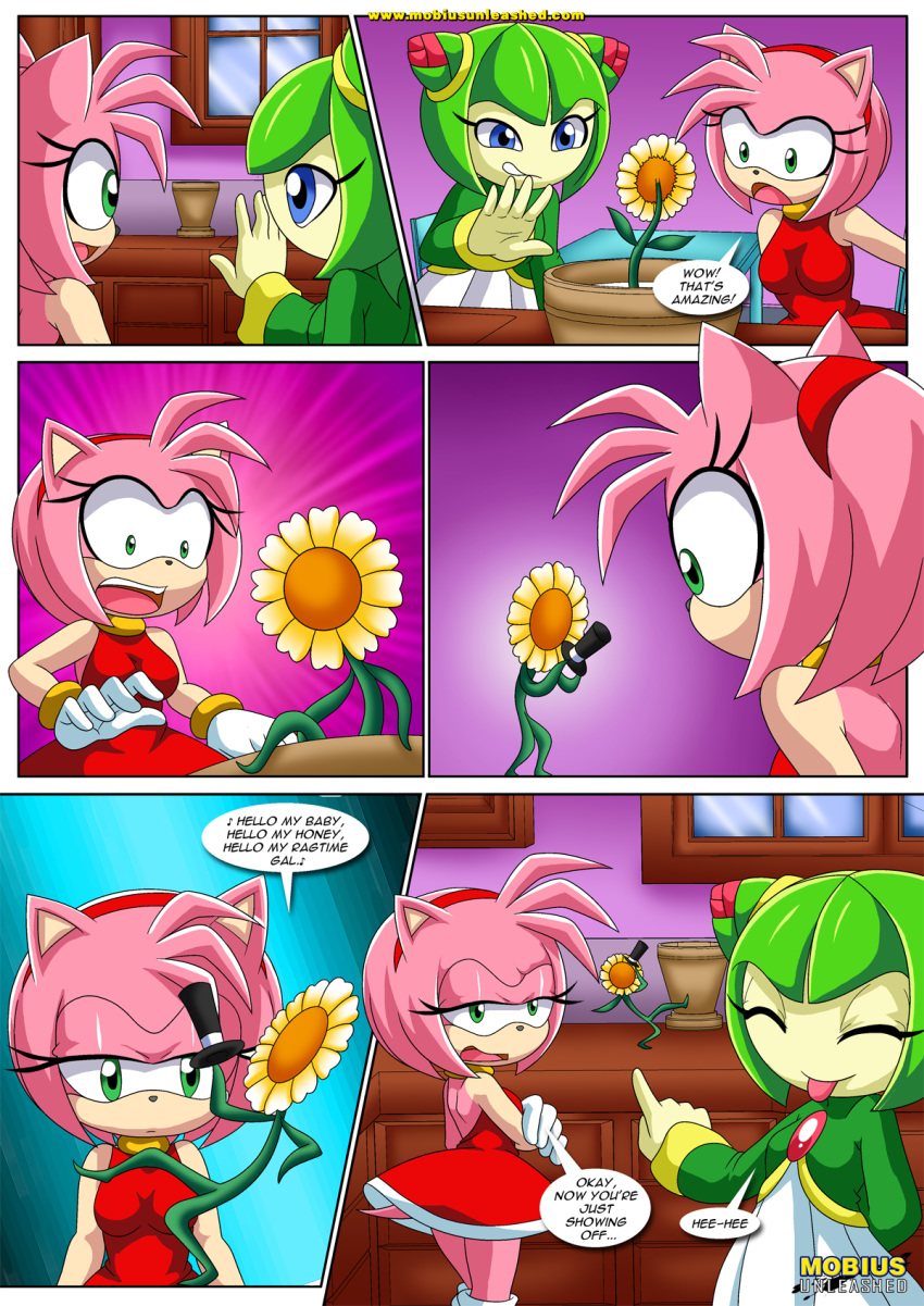 amy_rose cosmo_the_seedrian mobius_unleashed palcomix tagme team_gfs'_tentacled_tale