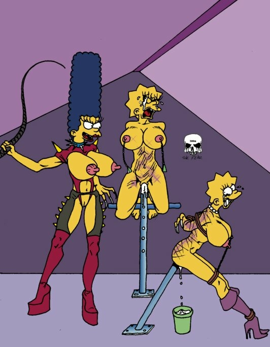 the simpsons xbooru