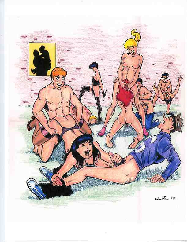 Jughead Porn 55