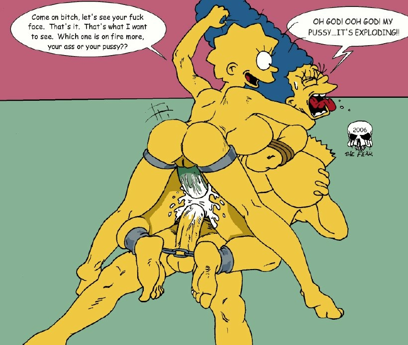 Pity, that Lisa simpsons has anal