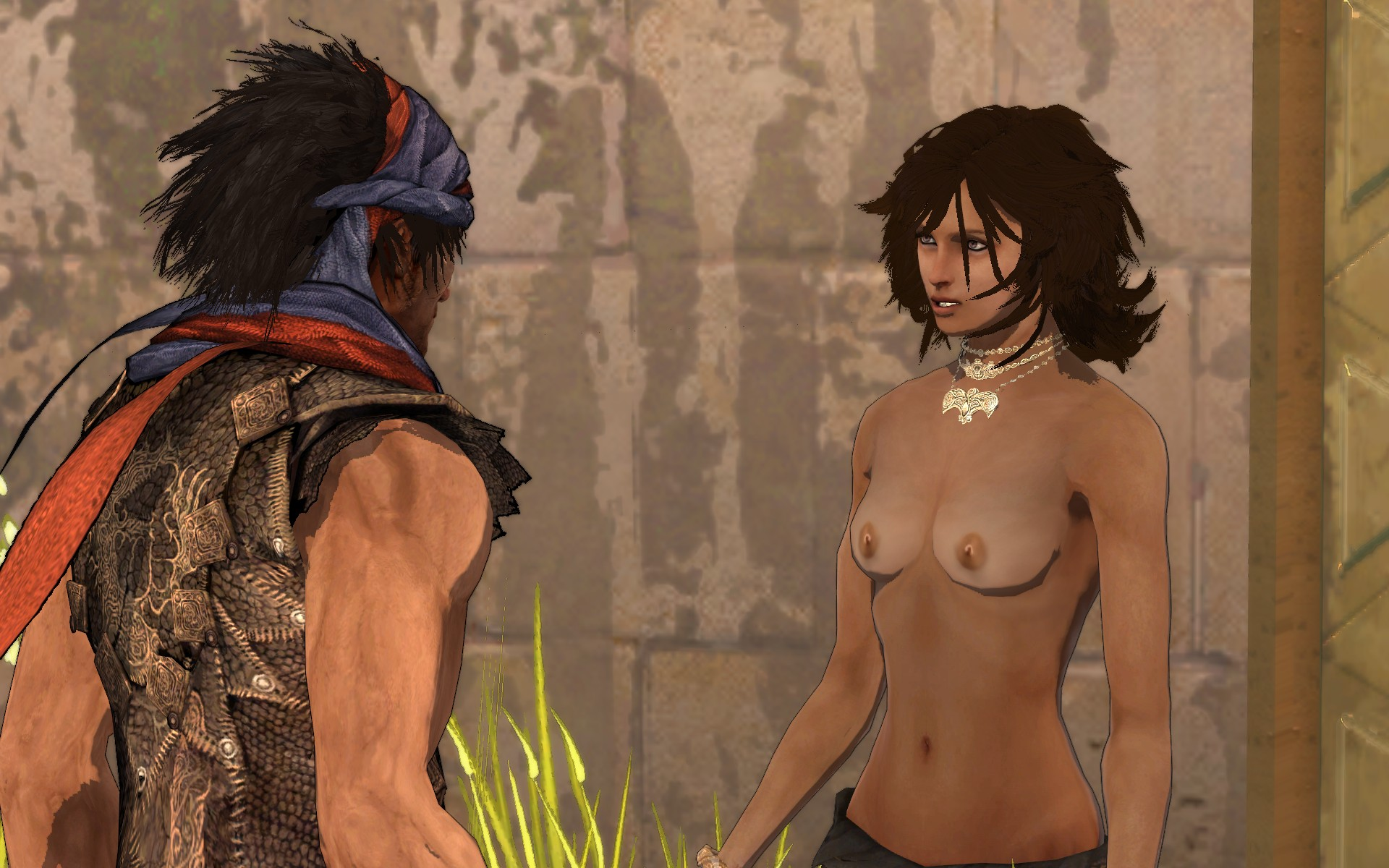 Prince of persia xxx boobs photo nude pics