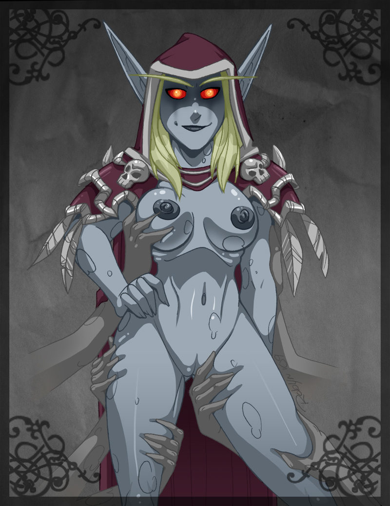 World of warcraft hentai doujin undead cartoon galleries