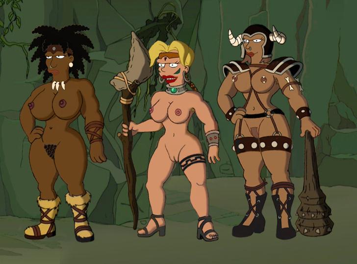 naked futurama amazon