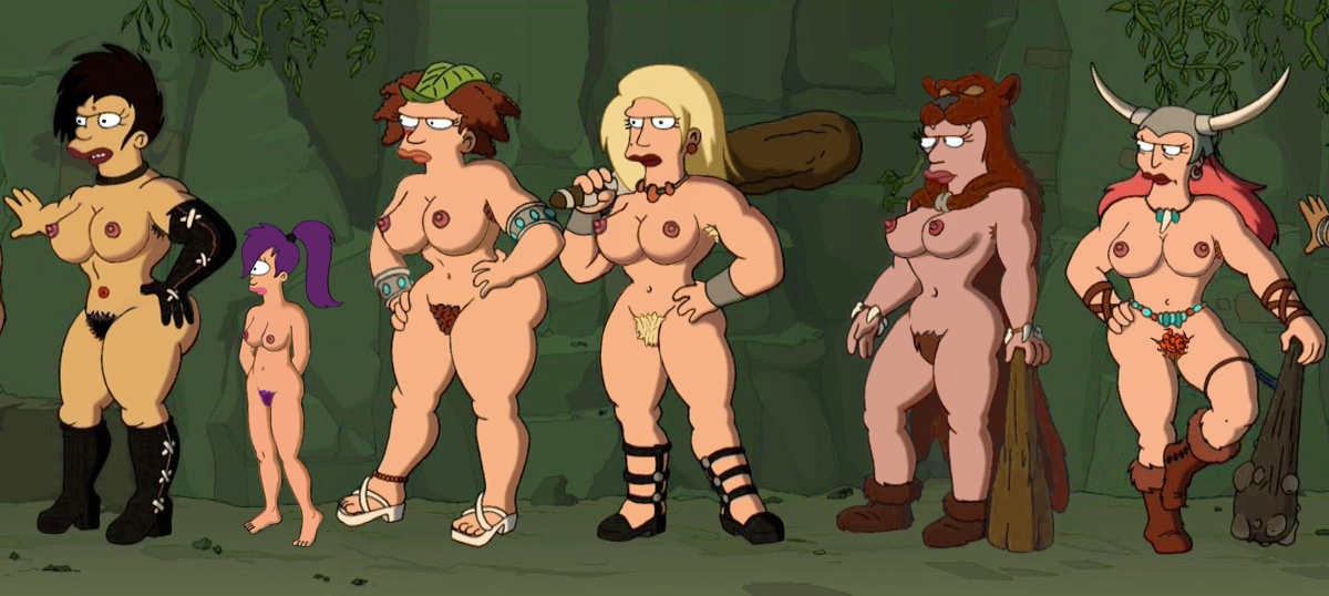 futurama amazon women nude