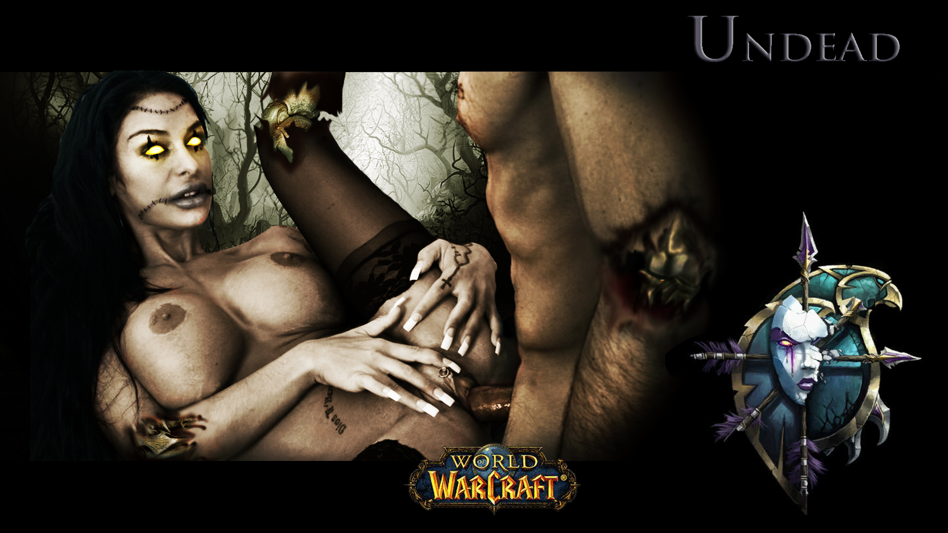 Warcraft rack torture nude clips