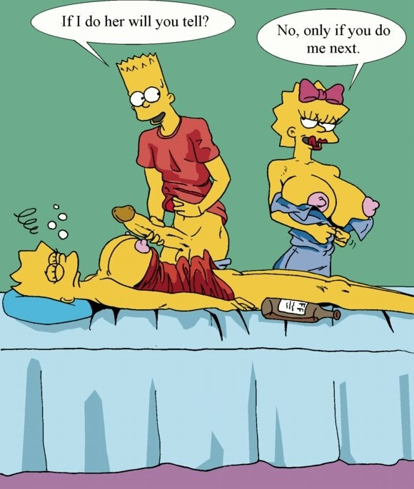 Simpsons Porn Lisa And Maggie