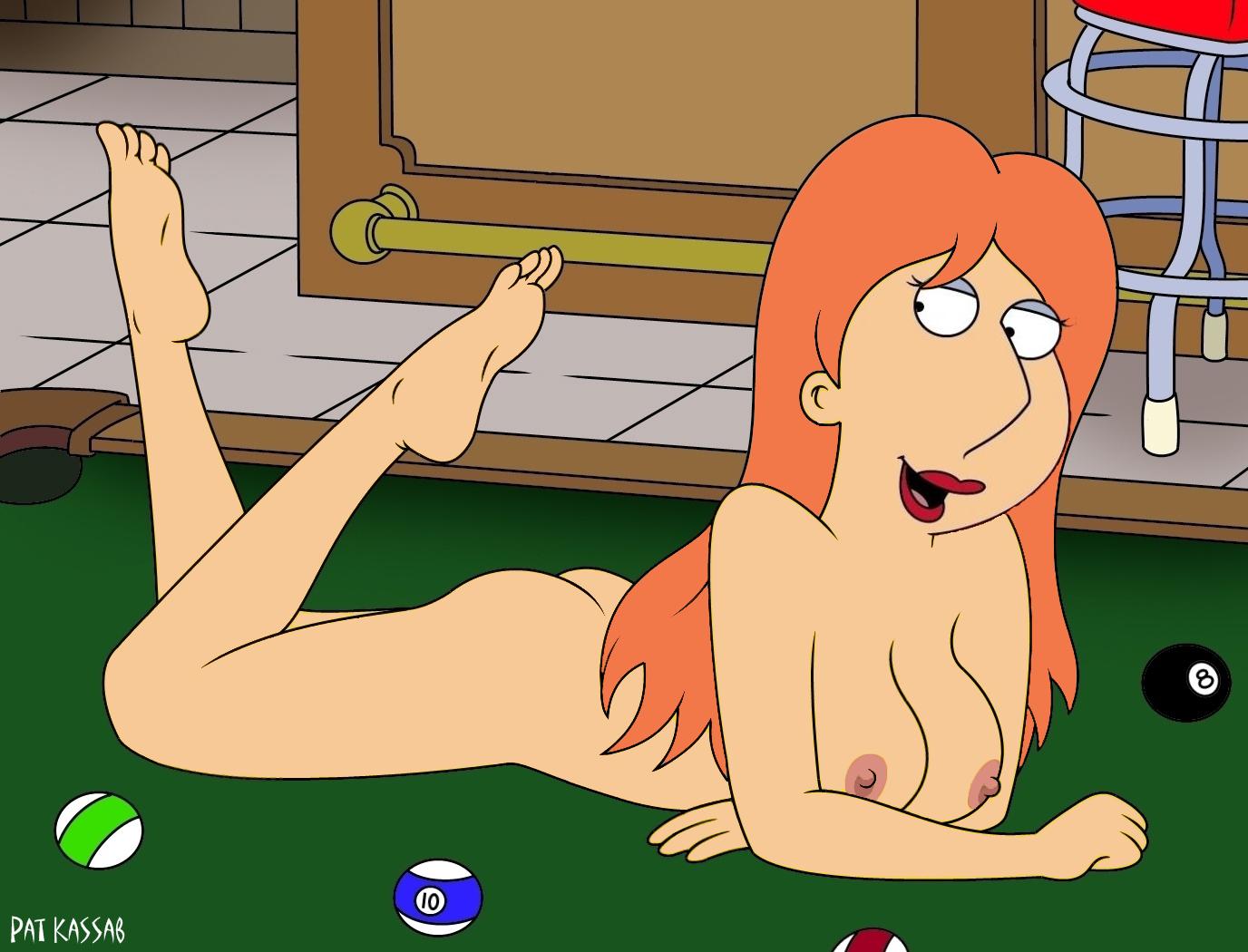 Sexy hot family guy lois naked having sex
