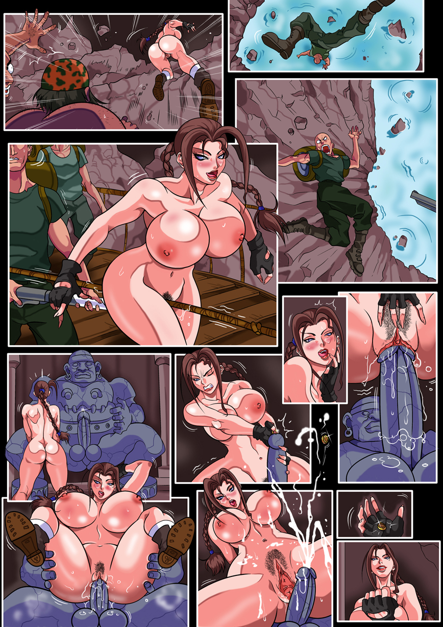 Lara croft hentai video download hentai images