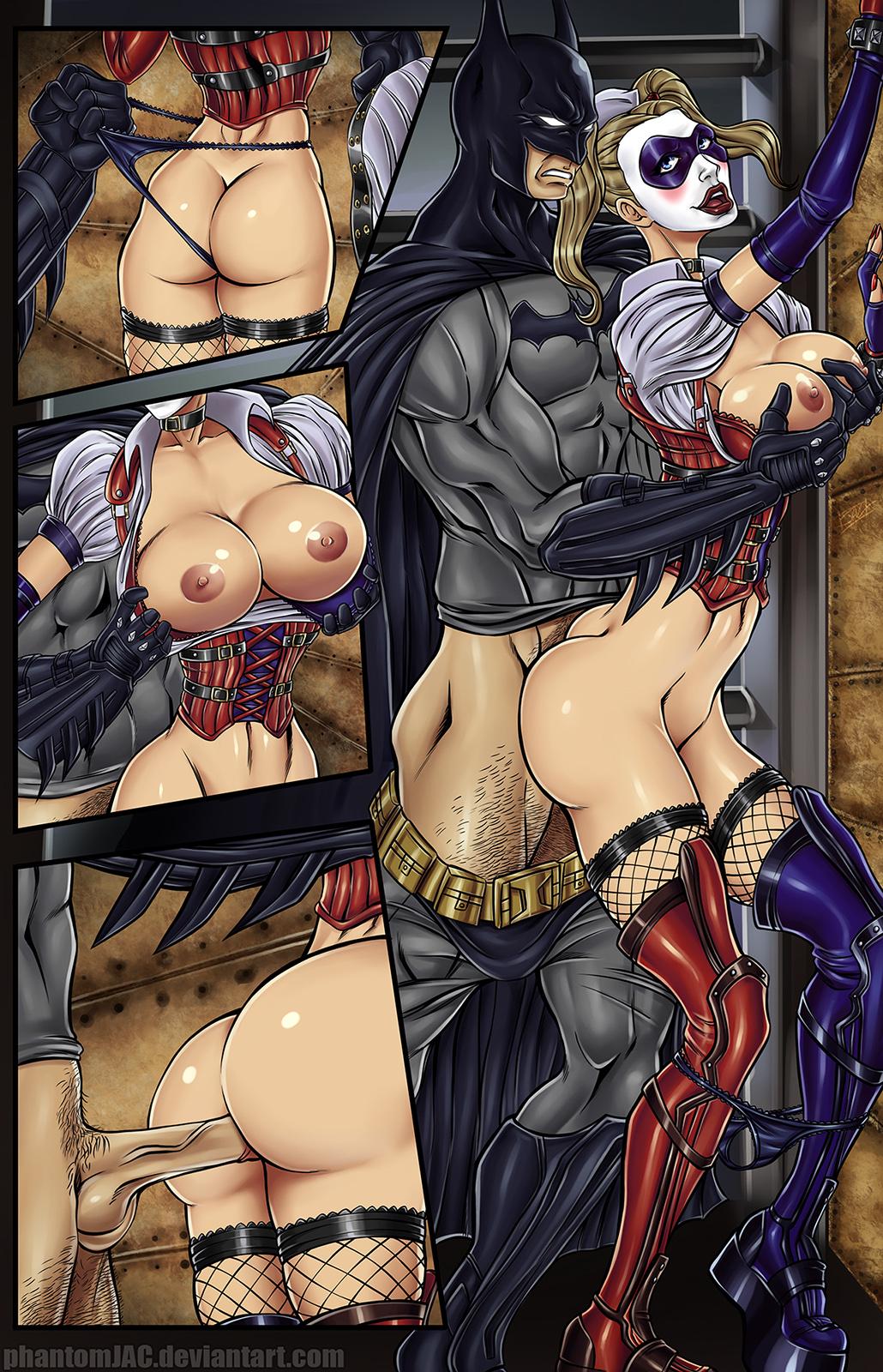 Секс в batman 6 фотография