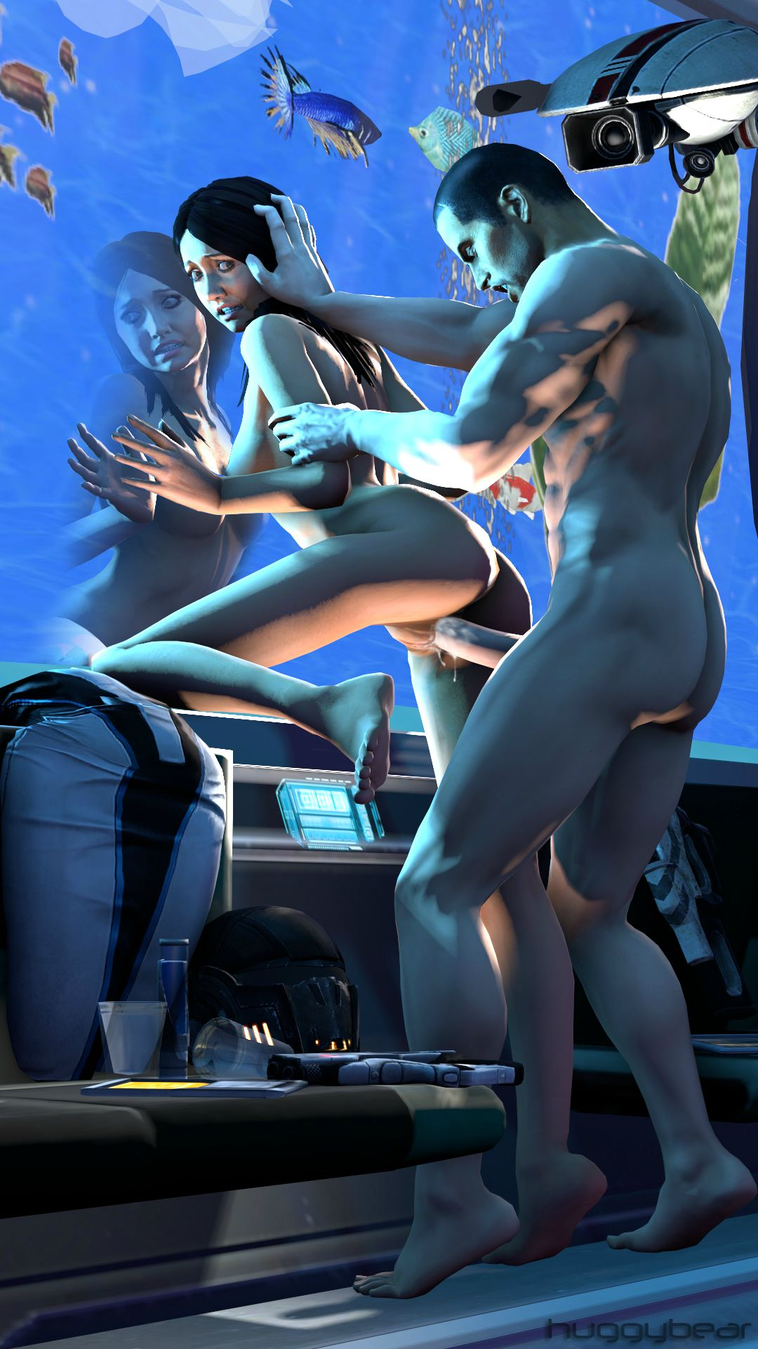 Mass effect 3 lesbian sex video rule  sexy clips