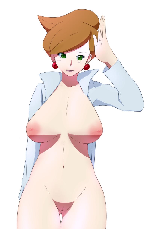 all female professors from pokemon naked