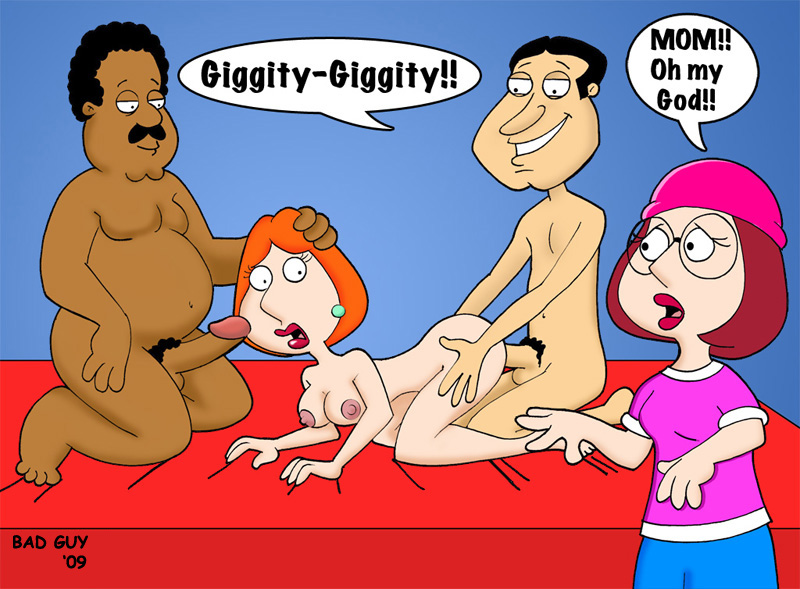 Griffin meg porn and quagmire