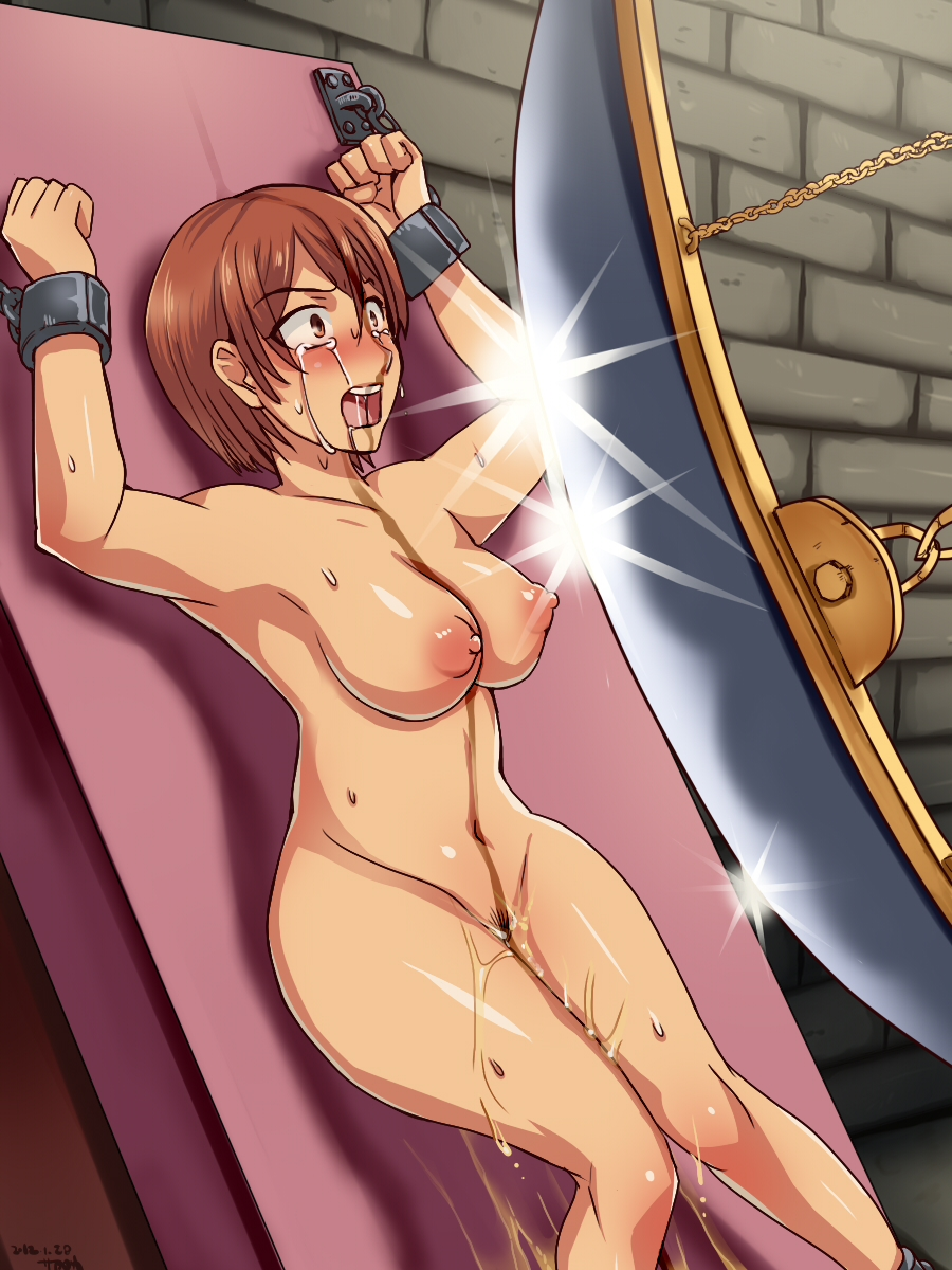 hentai torture