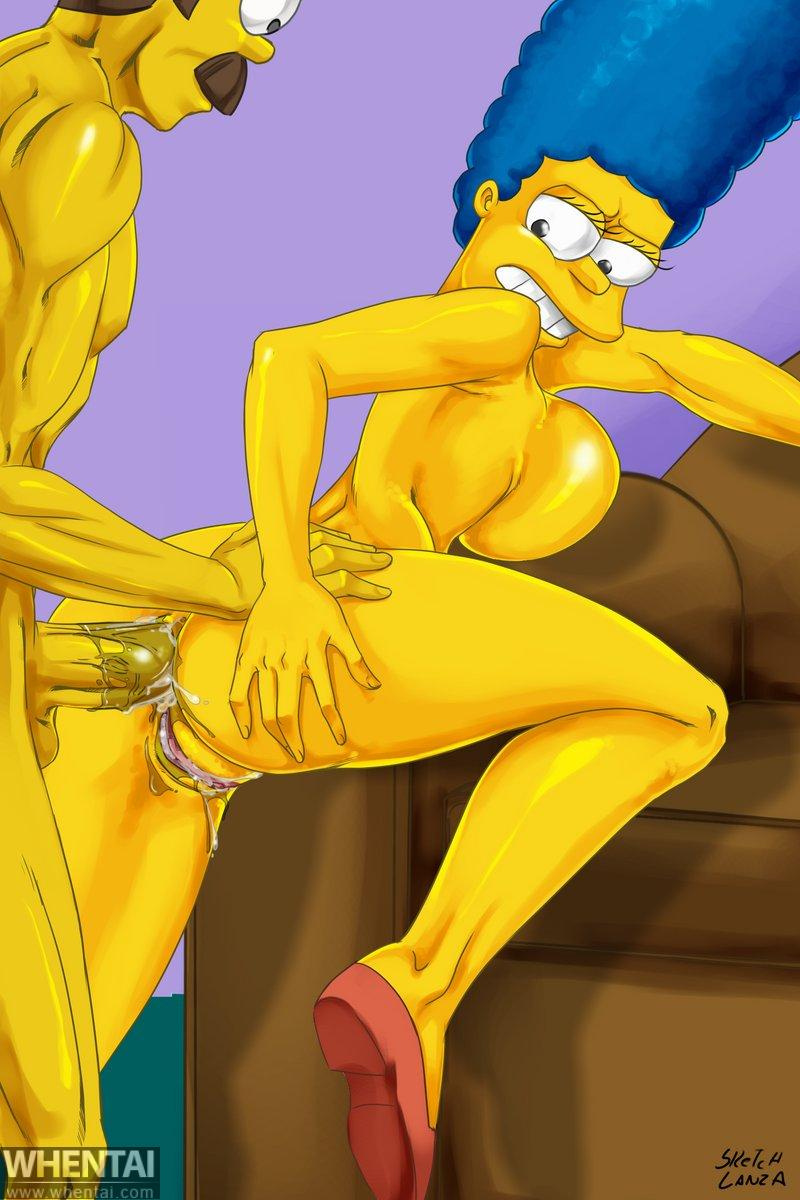 Ready Marge simpson anal you