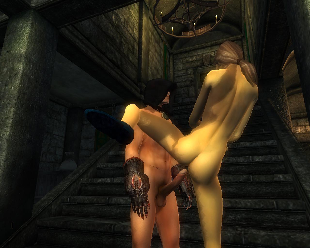 The elder scrolls iv oblivion sex xxx hentai galleries
