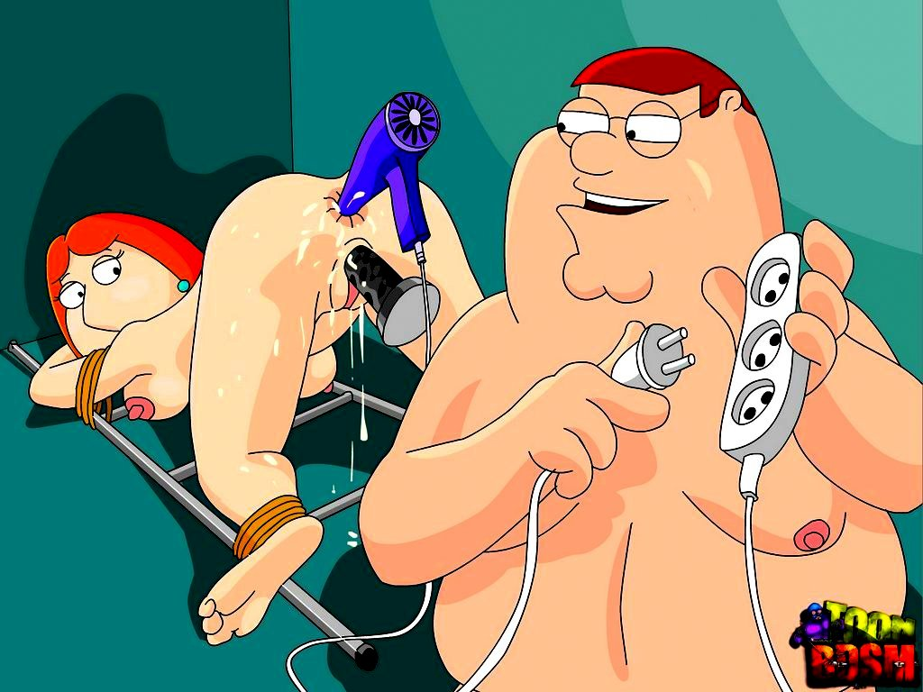 Family guy lois bondage