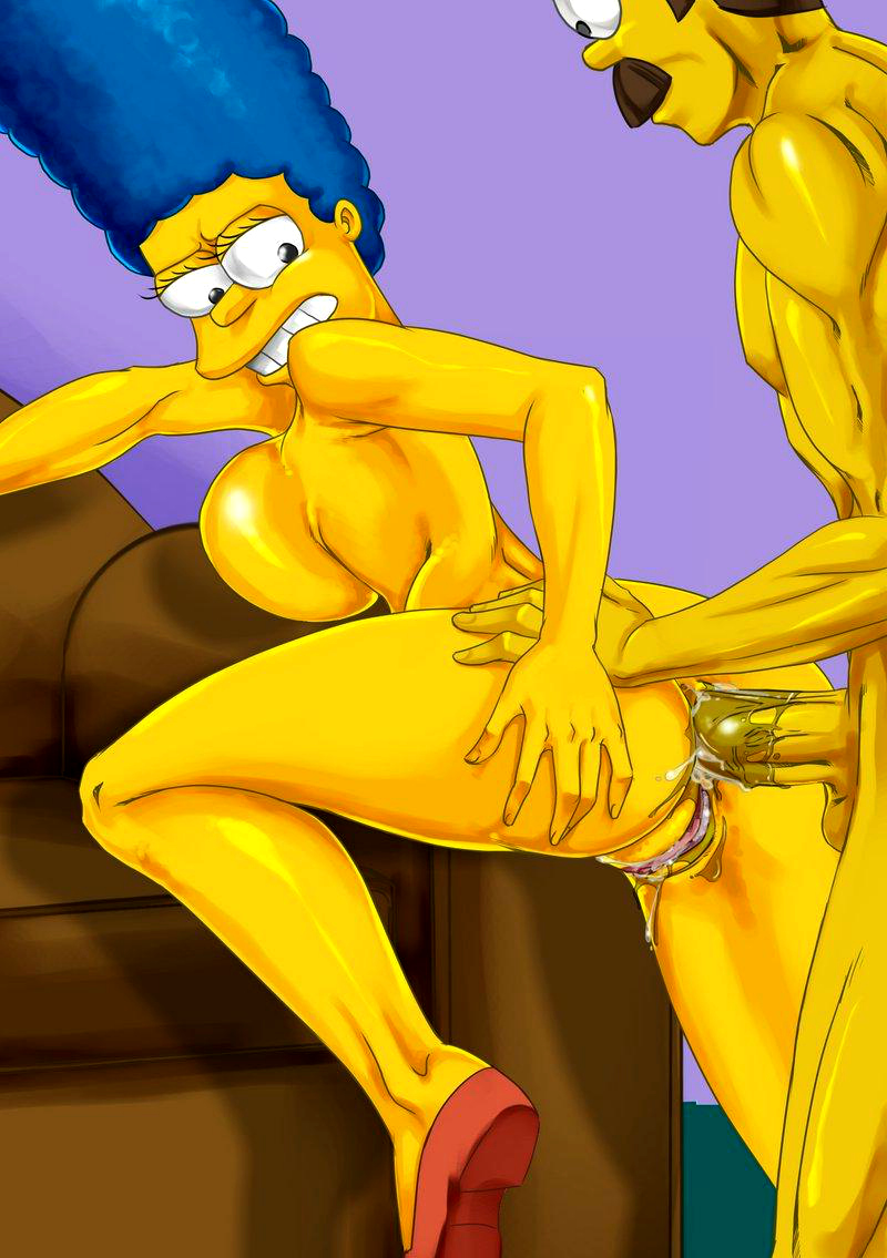 Really. Marge simpson anal for that