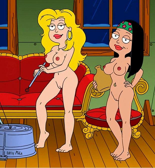 American dad francine nudes