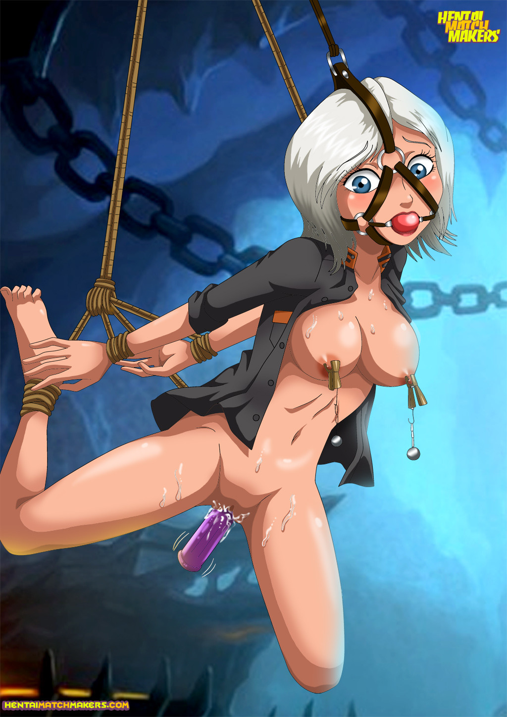 Naked susan from monsters vs alien animation nsfw gallery