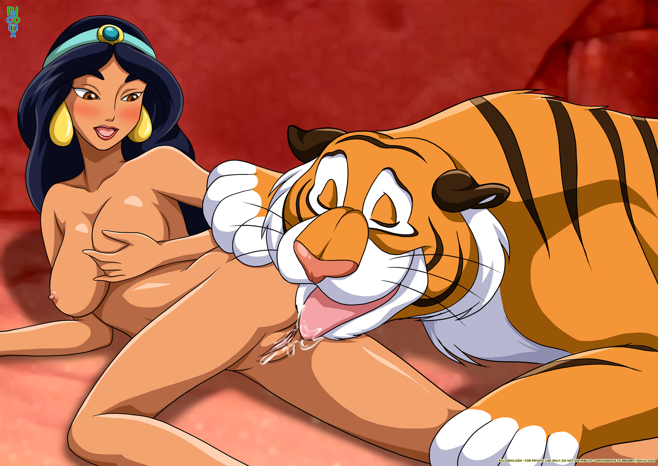 Aladdin Sexquest - Free Adult Games -