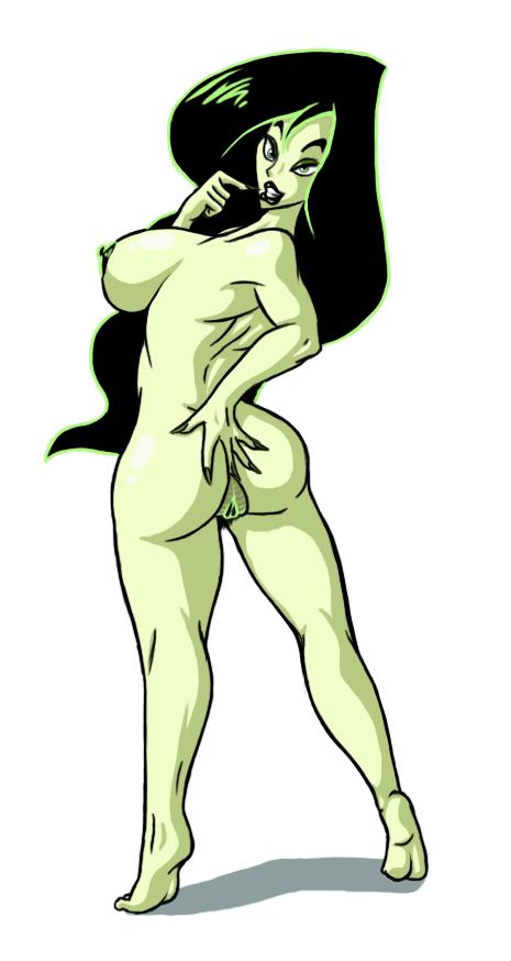 Kim possible solo nude seems brilliant