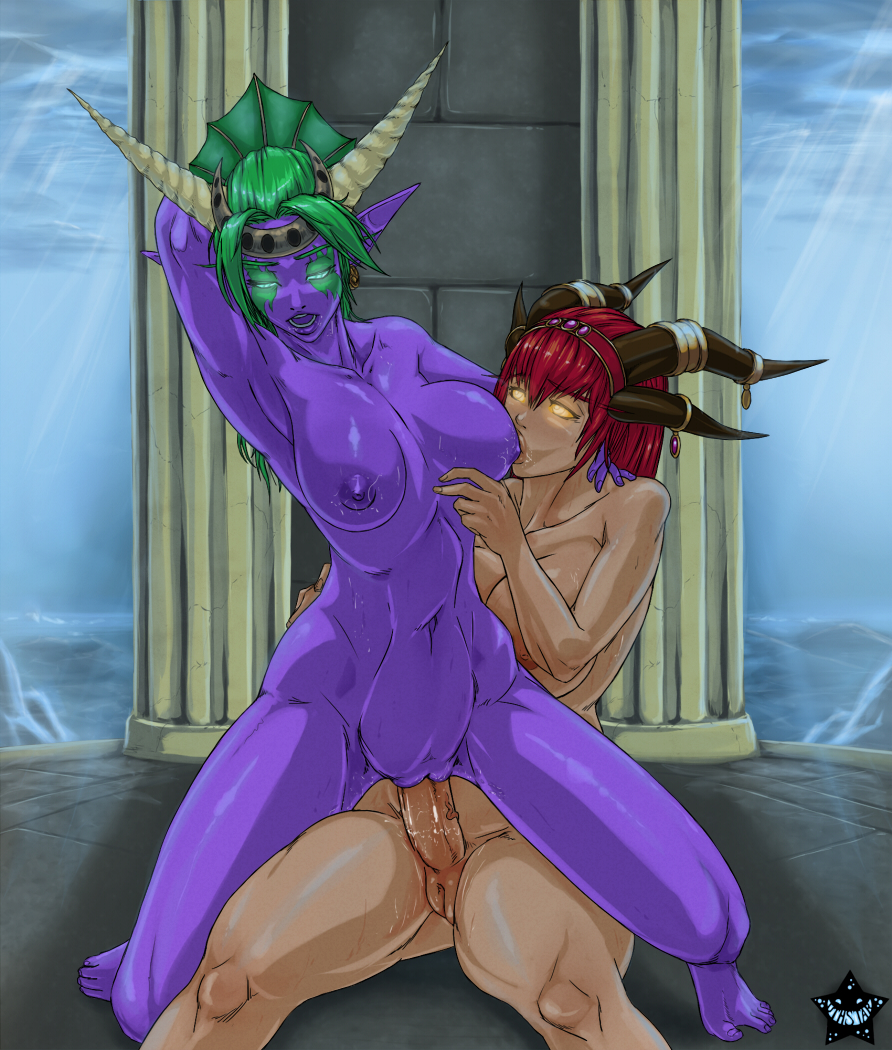 Alexstrasza fucks elf hentai galleries