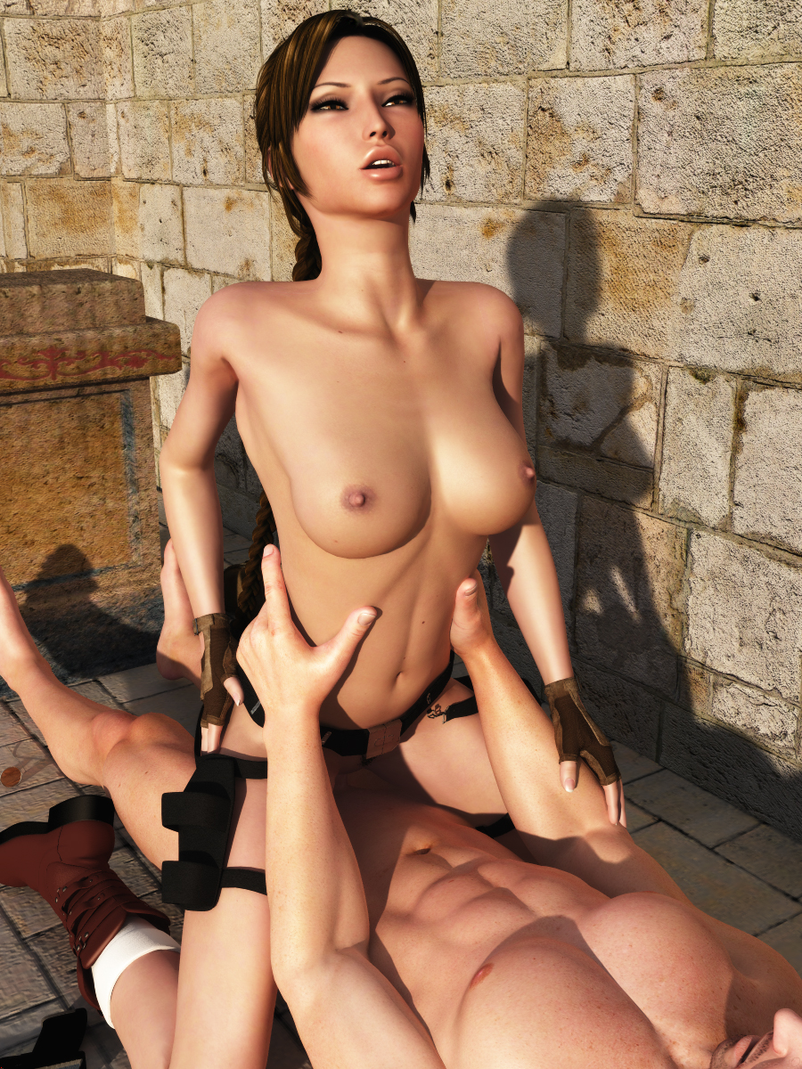 Fucking images of tomb raider anniversary naked reality wemen