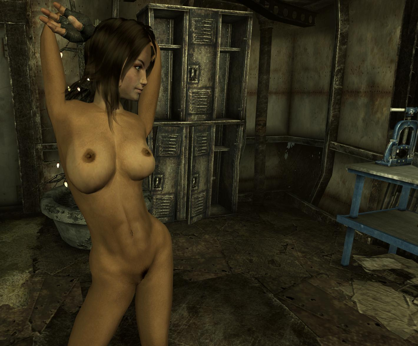 Fallout 3 XXX naked cartoon image