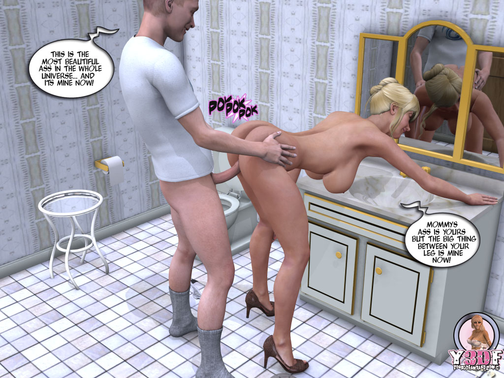 Секс Игры Мать И Сын