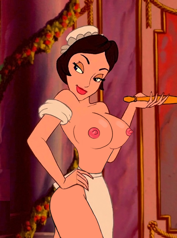 Does not Beauty and the beast tits xxx for support