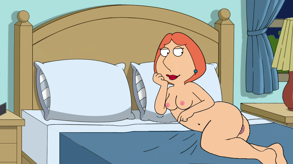 family guy nude episode