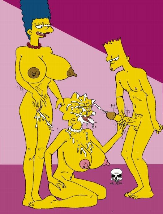 simpson masturbating Lisa
