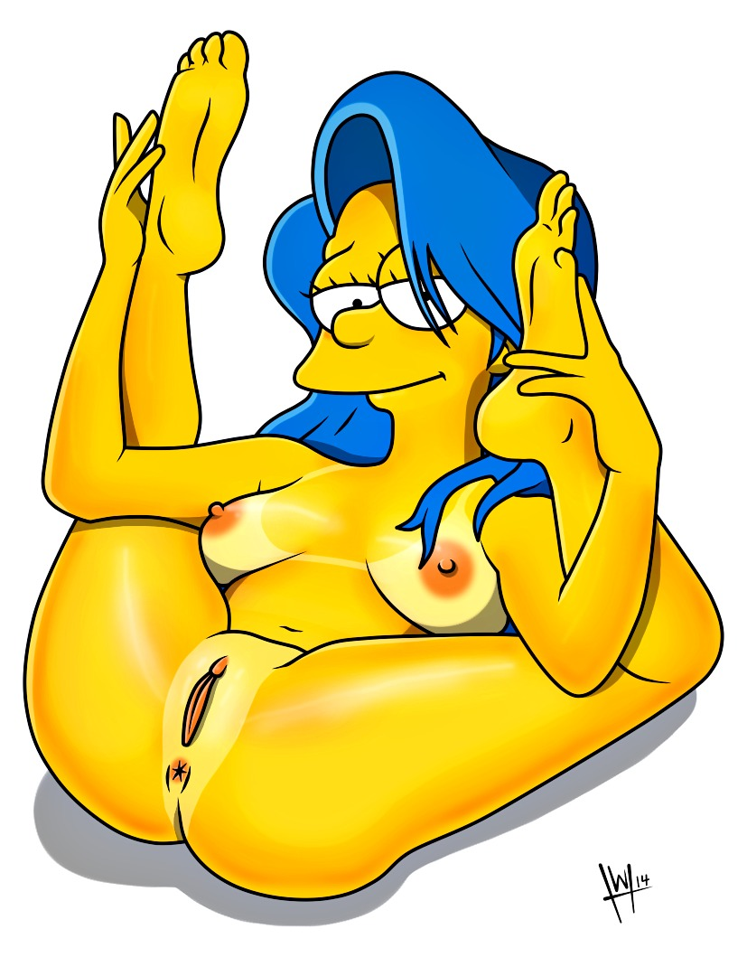 marge simpson fruit in pussy