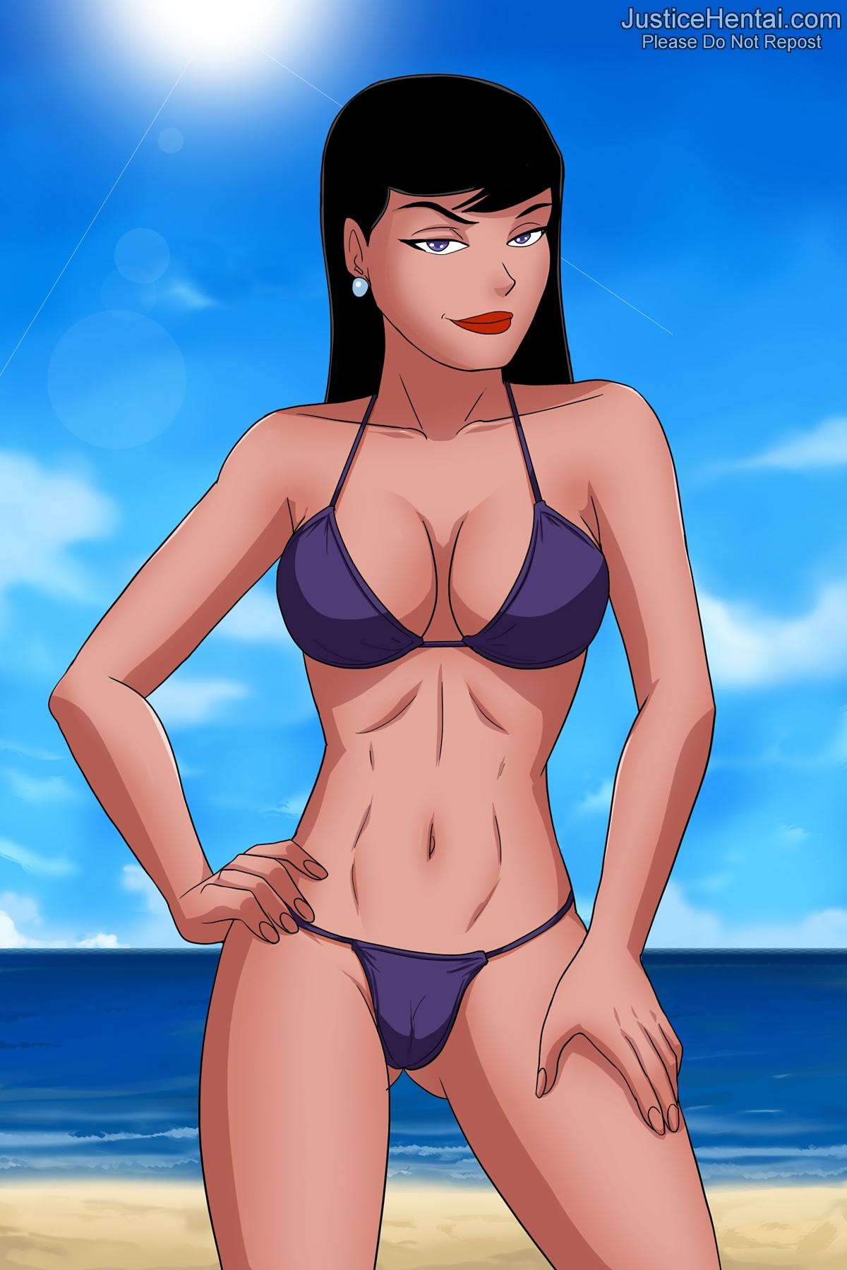 Lois Lane Bikini