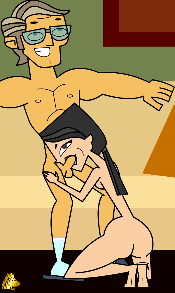 Heather total drama island naked what