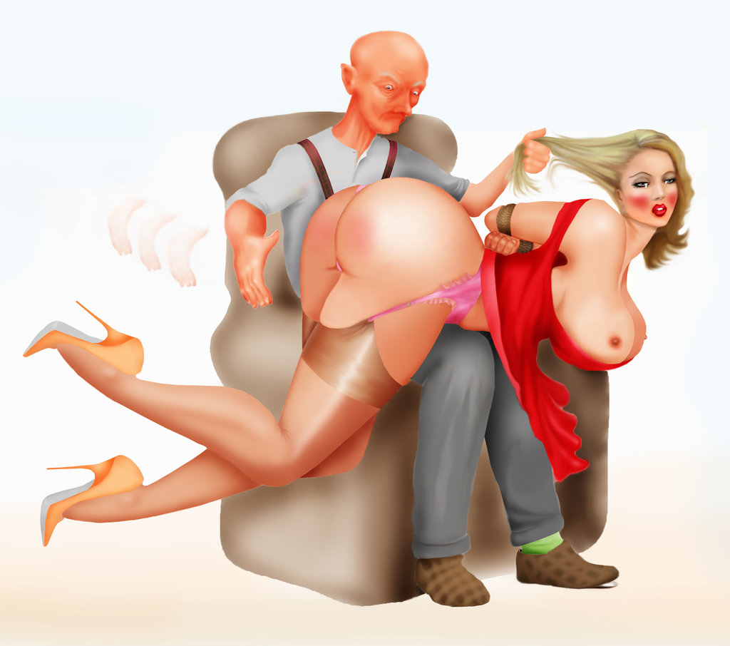 Make spank fat butts video