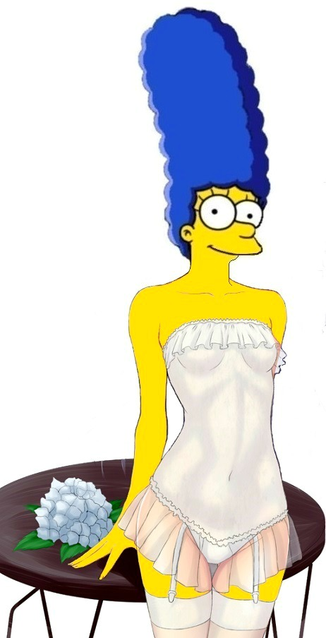 Too Marge simpson stockings what