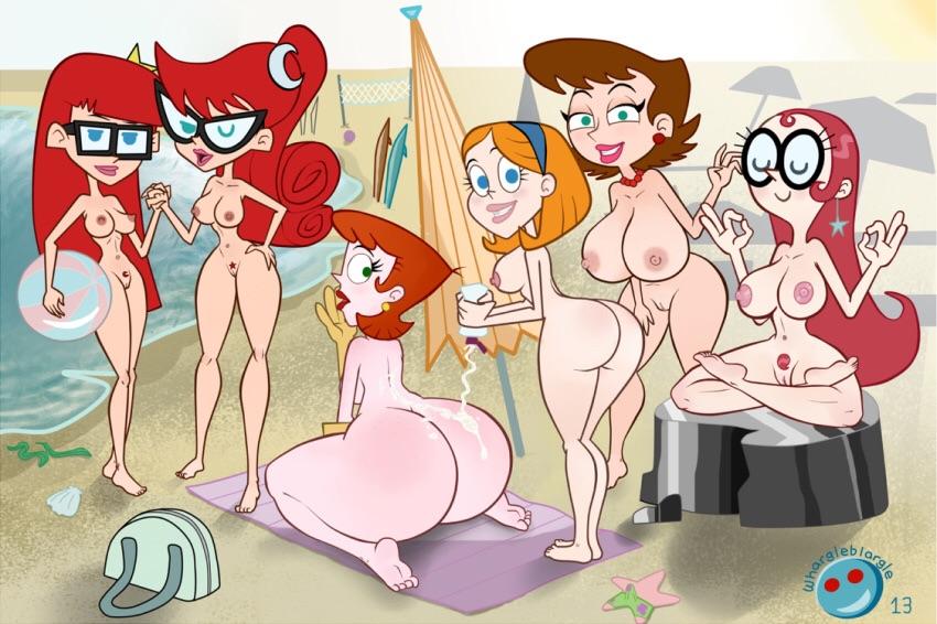 fantasy fest tit nudes