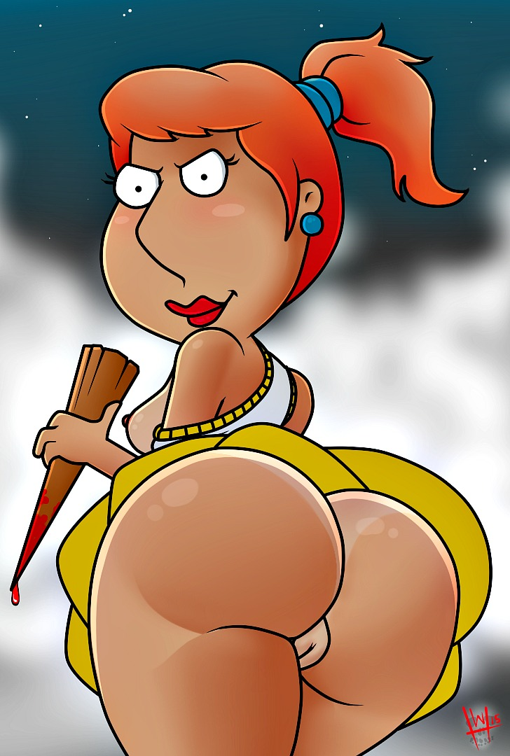 Lois griffin nude butt spanked