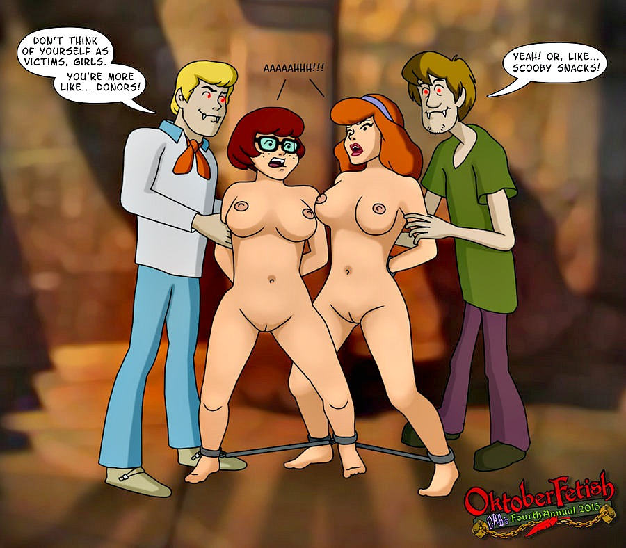 real women velma dinkley naked