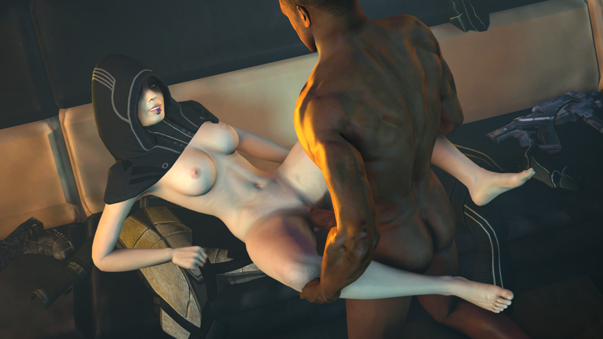 Mass effect 2 porno nackt naked picture