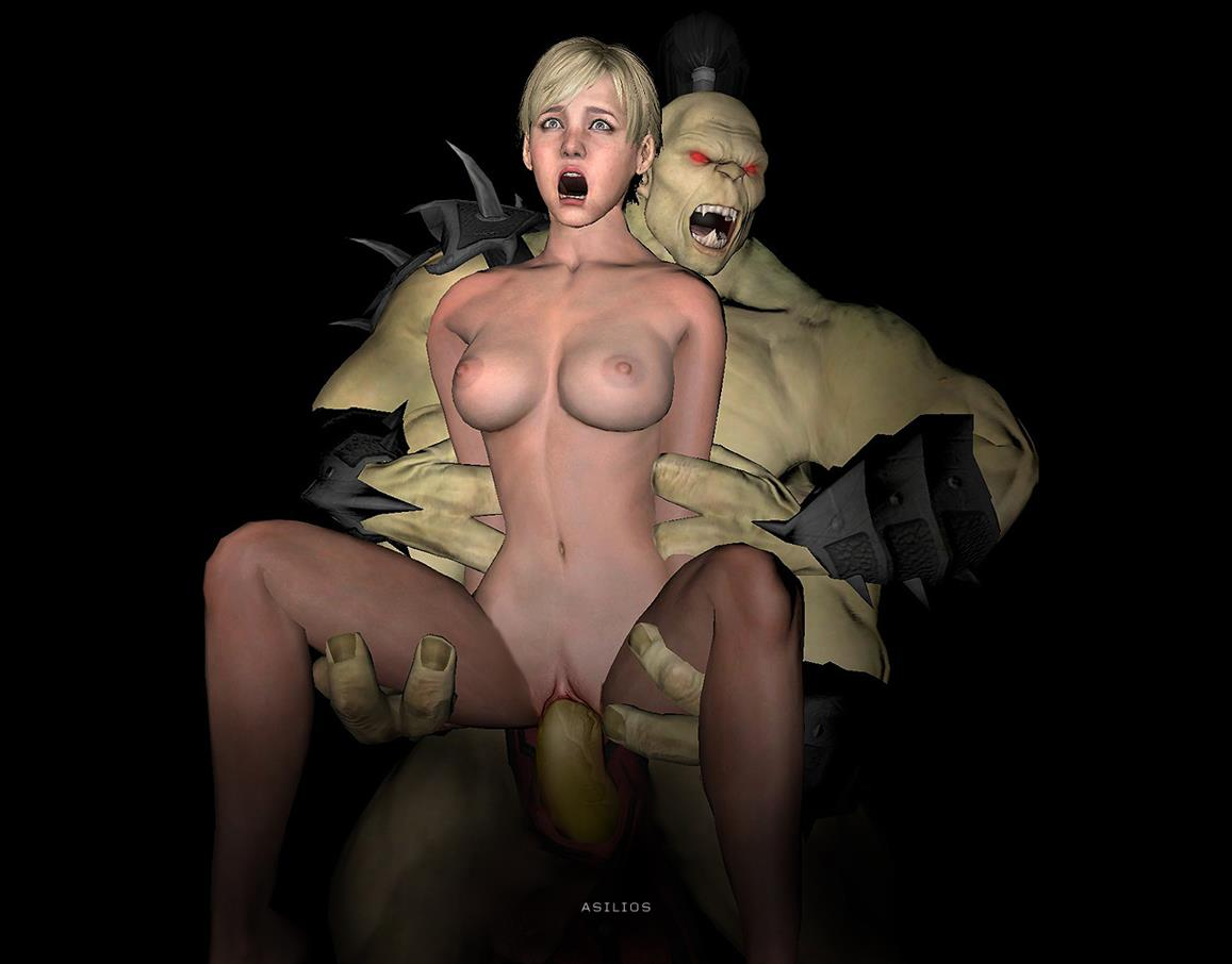 3d goro kitana porn naked photo
