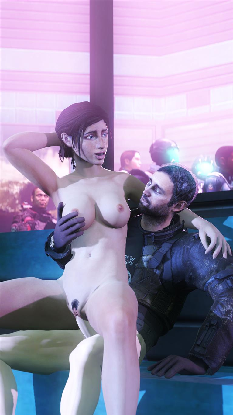 Dead space porn naked galleries